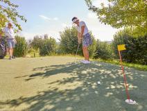 Golfübungsanlage Dreiquellenbad