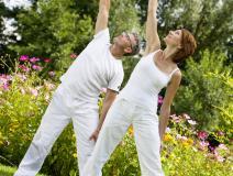 Aktiv, Yoga, QiGong