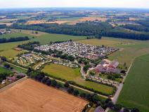 Luftbild des Campingpark Kerstgenshof
