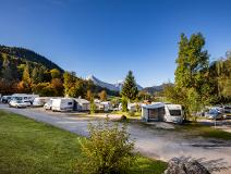 Herbstcamping