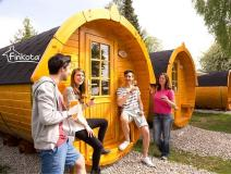 Camping Allweglehen im Campingfass