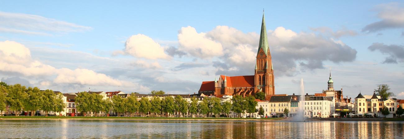 Schweriner Dom, Schwerin, Ferienpark Seehof