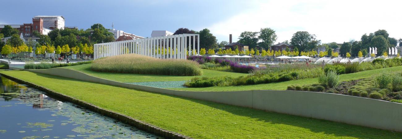 Schwimmende Wiesen, Schwerin, Ferienpark Seehof